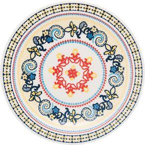 Prato-de-Ceramica-Raso-26cm-Oxford-La-Pollera