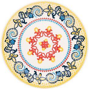 Prato-de-Ceramica-Sobremesa-20cm-Oxford-La-Pollera