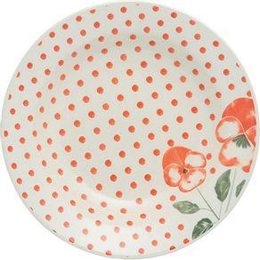 Prato-de-Ceramica-Fundo-22cm-Oxford-Holambra