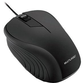 Mouse-Optico-USB-Multilaser-MO222-Preto