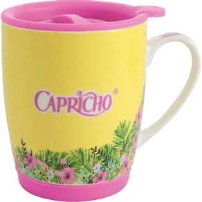 Caneca-350ml-Zona-Criativa-Love-Summer-com-Tampa-e-Base-Silicone-