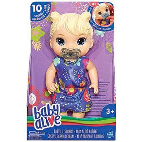Boneca-Baby-Alive-Hasbro-Primeiros-Sons-E3690-Loira