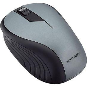 Mouse-sem-Fio-USB-Multilaser-MO213-Preto-e-Grafite