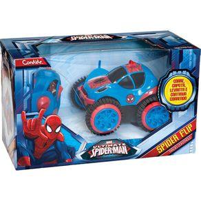 Carrinho-de-Controle-Remoto-Candide-Homem-Aranha-Spider-Flip-5851-3-Funcoes-1639773