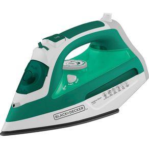 Ferro-de-Passar-Roupa-Vapor-Spray-Black---Decker-AJ3030-com-Base-Ceramica-Verde-e-Branco-220V-1613847