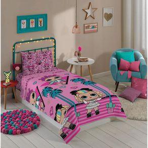 Jogo-de-cama--Infantil-2Pecas-Microfibra-Lol-Lepper-Estampado-1640763