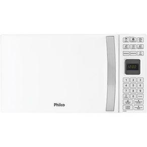Forno-Micro-ondas-25L-com-Iluminacao-Interna-e-Niveis-de-Potencia-Philco-PM025B-Branco-127V-1656821