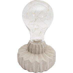 Luminaria-Led-Cazza-Folha-Geodesico-CV181883-com-Base-de-Cimento-1616617