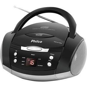 Radio-com-CD--MP3--FM--Potencia-3-4W-RMS-e-Entrada-Auxiliar-Philco-PH61-1537792
