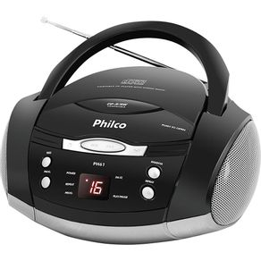Radio-com-CD--MP3--FM--Potencia-3-4W-RMS-e-Entrada-Auxiliar-Philco-PH61-1537792