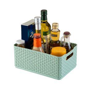 Caixa-Organizadora-4-5L-Arthi-Rattan-8313-Verde-Menta-1662520b