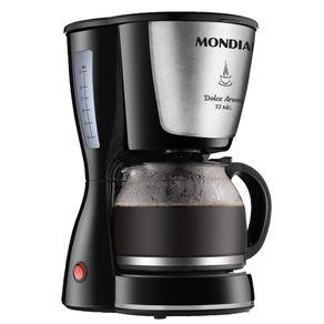 Cafeteira-Eletrica-32-Xicaras-Mondial-Dolce-Arome-Inox-C-32-Preta-e-Prata-220V-1612565