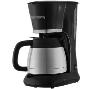 Cafeteira-20-Xicaras-com-Jarra-Inox-Termica-Black---Decker-CM200I-Preto-Inox-220V-1630792