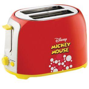 Torradeira-Eletrica-Mallory-Mickey-Mouse-com-6-Niveis-de-Temperatura-Vermelha-220V-1657283