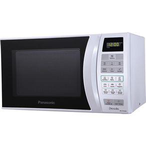 Forno-Micro-ondas-21L-Panasonic-Dia-a-Dia-NN-ST25JWRUN-com-Iluminacao-Interna-e-10-Niveis-de-Potencia-127V-1394240