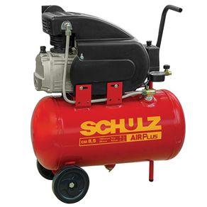 Compressor-de-Ar-CSI-85-25-Schulz-Air-Plus-AP-2025-Vermelho-127V-1657658