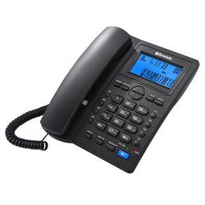 Telefone-com-Identificador-e-Viva-Voz-Bloqueador-Ibratele-Capta-Phone-Top-0509-Preto-1558021b