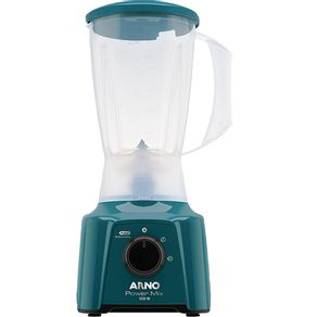Liquidificador-Arno-Power-Mix-LQ13-Copo-de-Plastico-2-Velocidades---Pulsar-550W-Turquesa-220V-1637096c