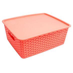 Caixa-Organizadora-145L-com-tampa-CV191952-Ogza-Coral-1635280