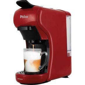Cafeteira-Expresso-20BAR-Philco-Multicapsula-PCF19VP-Vermelha-127V-1633813