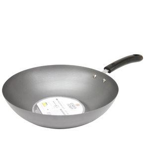 Panela-wok-de-aco-carbono-cor-cinza-escuro-CV192000-1646230b