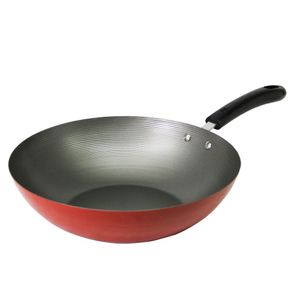 Panela-wok-de-aco-carbono-cor-vermelha-CV192001-1646249b