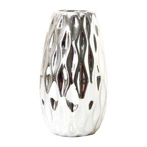 Vaso-de-Ceramica-115cm-Mart-5631-Prata-1664590
