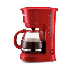 Cafeteira-Eletrica-18-Xicaras-Lenoxx-Easy-Red-PCA019-Vermelha-127V