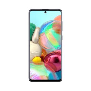 Smartphone-Samsung-Galaxy-A71-A715F-Dual-Chip-Tela-6.7-4G-WiFi-Camera-Quad-64MP-12MP-5MP-5MP-Preto