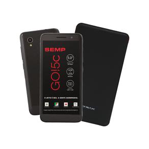 Kit-Smartphone-Semp-Go-5C-5033E-16GB-com-Carregador-Portatil-5000mAh-Preto