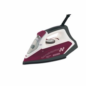 Ferro-de-Passar-Roupa-Vapor-Spray-Black---Decker-FX3080-Vinho-220V