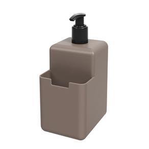 Dispenser-500ml-Coza-Single-17008-Concreto