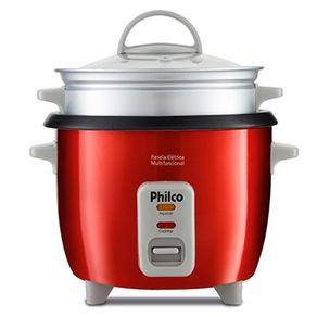 Panela-Eletrica-Multifuncional-Philco-PPA3V-Vermelha-127V