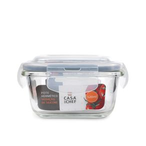 Pote-de-Vidro-Quadrado-520ml-com-Tampa-Casa-do-Chef