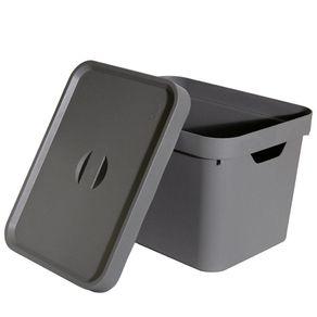Caixa-Organizadora-18-Litros-Tampa-Cube-CC450-OU-Chumbo-1663550b