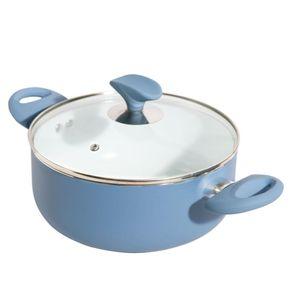 Cacarola-22cm-Ceramica-com-Tampa-Vidro-Casa-do-Chef-Azul-Marinho-1550489