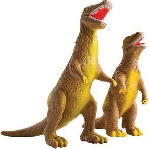 Tiranossauro-Rex-com-Filhote-0615-Bee-Toys-1677527
