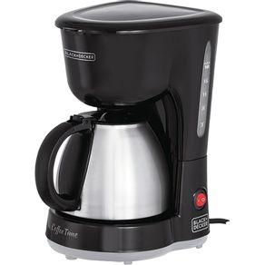 Cafeteira-Eletrica-18-Xicaras-Black---Decker-CM15-com-Jarra-Inox-Preta-e-Prata-220V-1679350