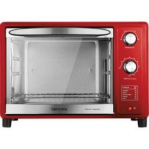 Forno-Eletrico-36-Litros-Lenoxx-Red-Gourmet-PFO309-Vermelho-220V-1687840