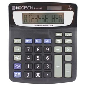 Calculadora-12Digit-Elet-Hoopson-PS-4123-Pt-1686836