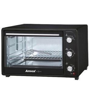 Forno-Eletrico-45-Litros-Amvox-AFR4500-Preto-220V-1689606