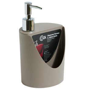 Dispenser-600ml-Coza-Romeu-e-Julieta-Basic-10837-Concreto-1608851a