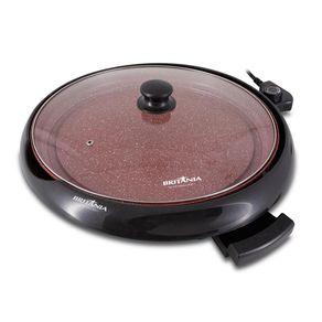Grill-Britania-Redstone-BGR11-Preto-127V-1694570