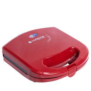 Sanduicheira-Grill-Cadence-Easy-Meal-SAN231-Vermelha-127V-1456750