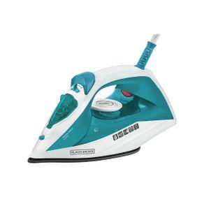 Ferro-de-Passar-Roupa-Vapor-Spray-Black---Decker-FX2100-Branco-e-Azul-127V-1647229