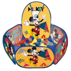 Piscina-de-Bolinha-Mickey-Com-Cesta-de-Basquete-6375-ZippToys-1697781b