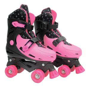 Patins-Ajustavel-Pink-Glitter-Tamanho-M-33-36-DMR5852-DM-Toys-1698265