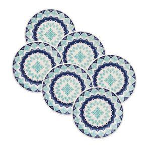 Kit-6-Pratos-de-Ceramica-Sobremesa-19cm-Oxford-Biona-Lola