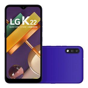 Smartephone-LG-K22-LMK200BMW-32GB-Dual-Chip-Tela-6-2--4G-WiFi-Camera-Dual-13MP-2MP-Azul-1689827