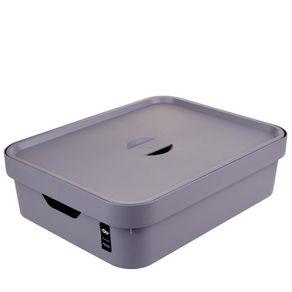 Caixa-Organizadora-16L-Baixa-com-Tampa-e-Alca-Cube-OU-Chumbo-1581864